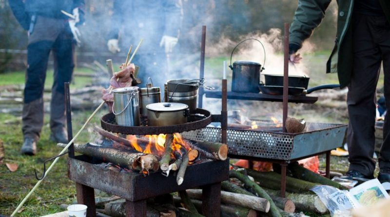 Bushcraft Winterkamp + Bushcraftweekend: van 4 t/m 8 januari 2017