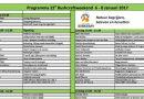 Workshopschema staat online