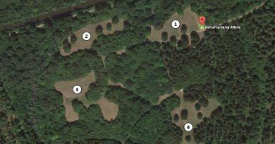Handige informatie voor komend Winterkamp en Bushcraftweekend