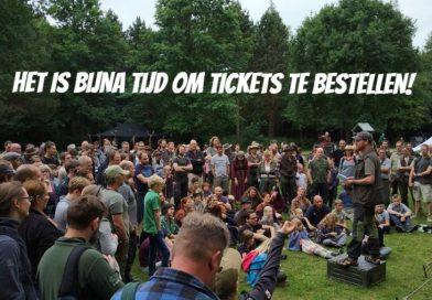Tickets bestellen voor deelnemers